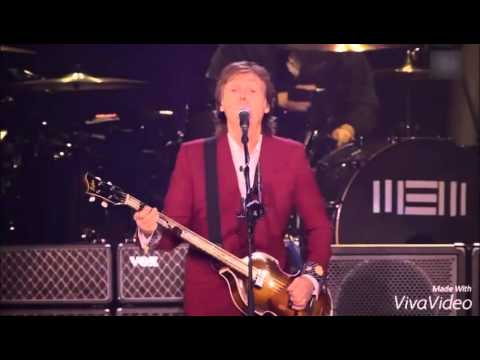 Paul McCartney-Listen To What The Man Said 2013 Japan