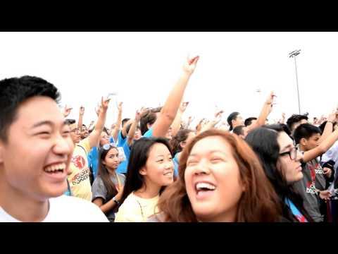 UC Irvine Welcome Week 2016 - An undergraduate Student Expereince
