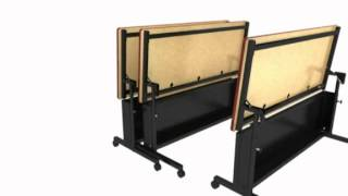 Junction Table Jt Series By Www.versatables.com