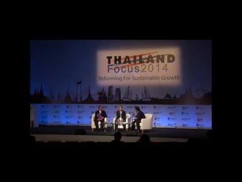 Thailand Focus 2014 : Thailand's Infrastructure Investment Plans