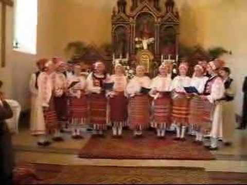 KUD Kamen Sirač - Crkva u Budrovcima, 15.04.07 (Nek mine, Majko, s lica tvog')