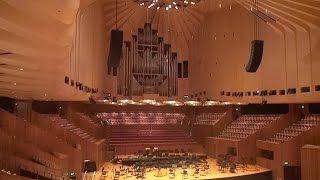 シドニー名物、オペラハウスの舞台裏に「潜入」