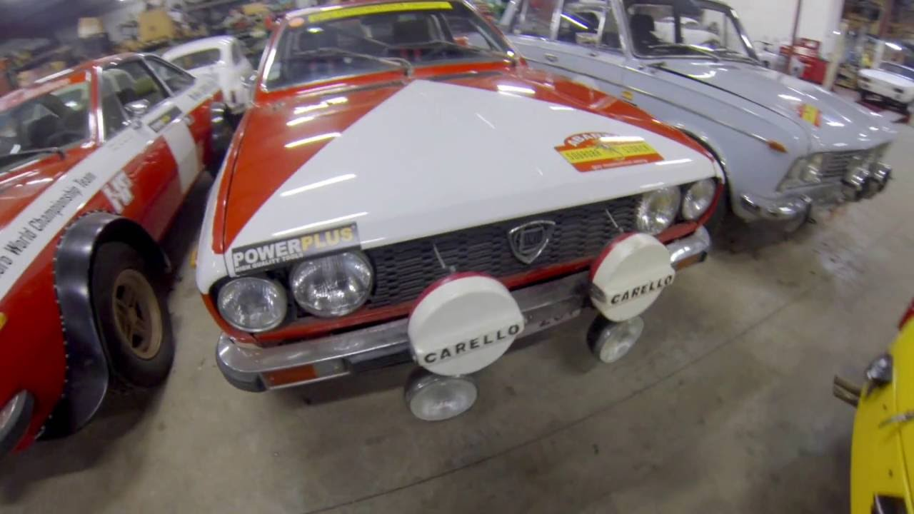 lancia beta 1800 rally coupé - youtube
