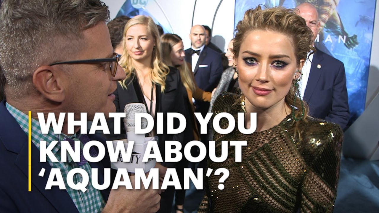 What Did You Know About 'Aquaman'? Cast Reveal
