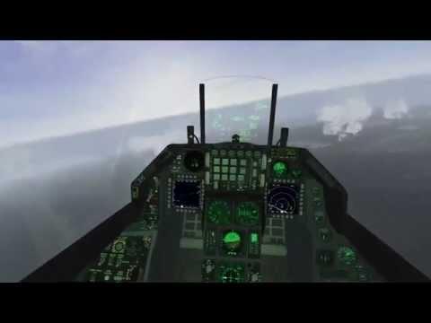Falcon BMS 4.32 Israel 101st Hatzor Airbase. Naval Strike