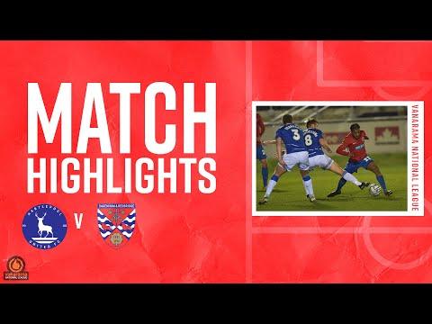 Hartlepool Dagenham & Red. Goals And Highlights