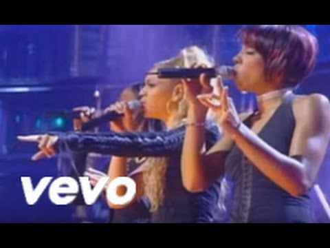 Destiny's Child- Lets Wait A While (Tribute Janet Jackson)