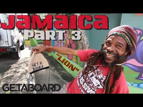 Getaboard Skateboard Charity Trip To Jamaica Part 3