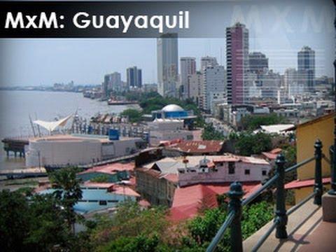 Madrileños por el Mundo - Guayaquil