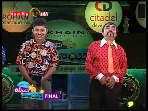 NAMMA TV - Yeya Haseya 85 GRAND FINALE ( Comedy Company B )