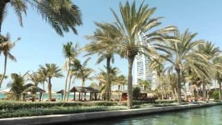 Dubai   Madinat Jumeirah, Burj Al Arab and The Atlantis