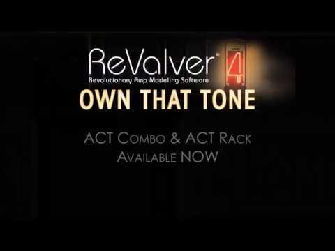Peavey ReValver 4 ACT Rack