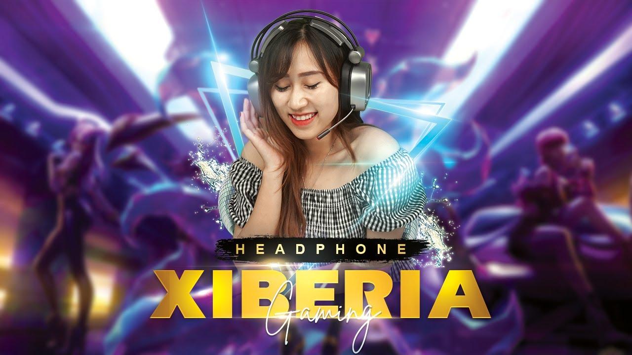 Xiberia s21 - Tai nghe chơi game thiết kế độc lạ   An Phat PC