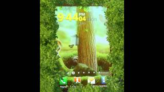 Flora Park HD live wallpaper for Android