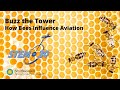 view Buzz the Tower: How Bees Influence Aviation digital asset number 1