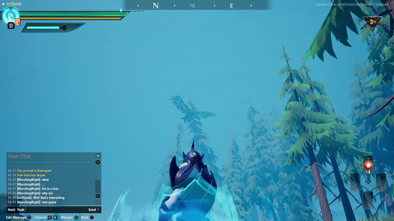 Dauntless 20190614185218 (possible bug found)