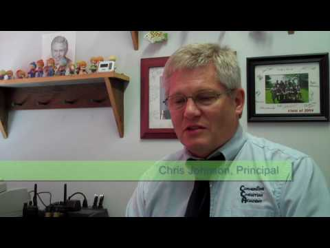 QuickSchools Testimonial (2010): Cornerstone Christian Academy