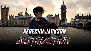 Jax Jones - Instruction ft. Demi Lovato, Stefflon Don by Rebechu Jackson