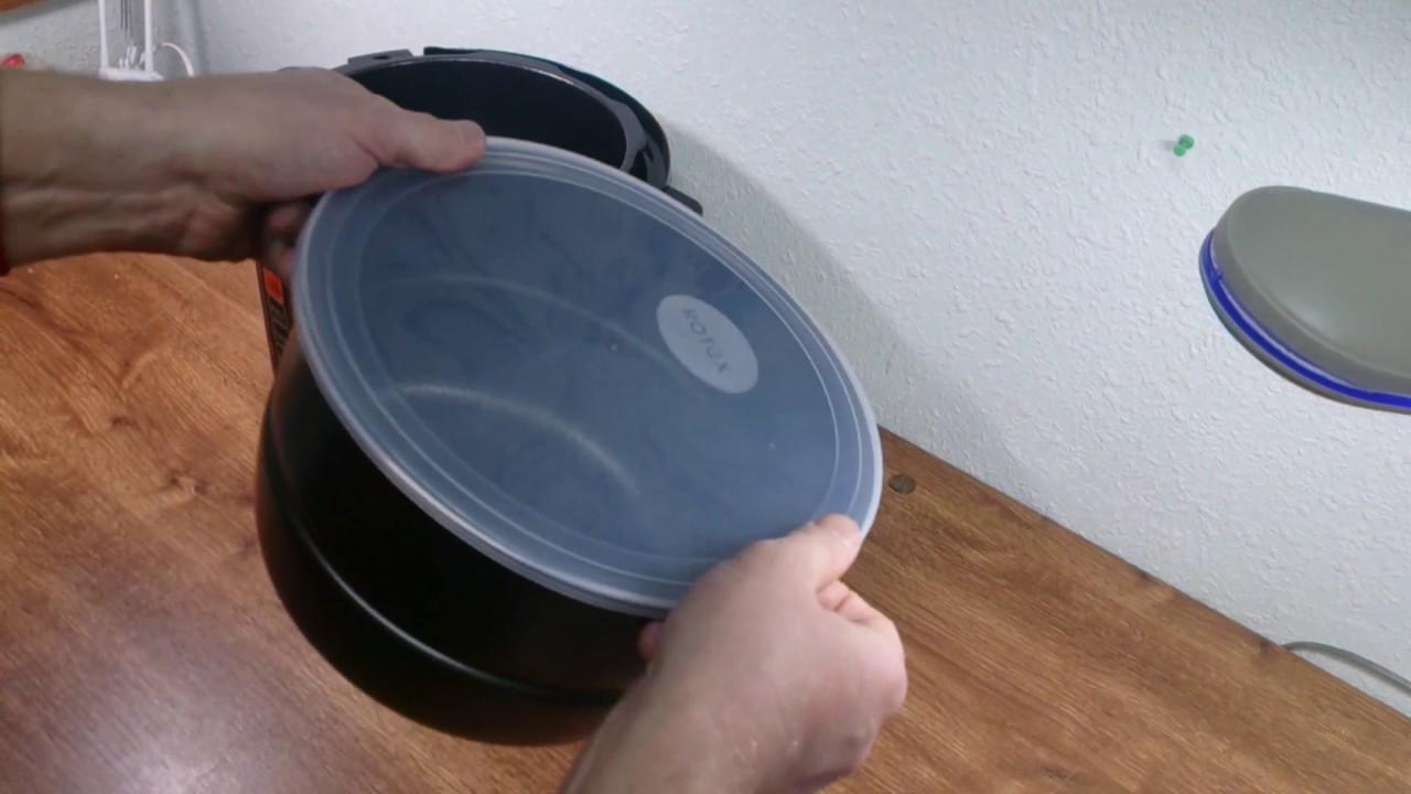 Мультиварка скороварка DEX DPC 40 - YouTube