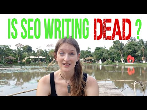 Is freelance SEO writing DEAD?!