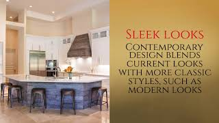Four Benefits Contemporary Kitchen Cabinetry In West Palm Beach   Absolute Kitchen & Bath Works