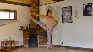 Vinyasa Yoga Intermediário - Aula Completa de 50 minutos