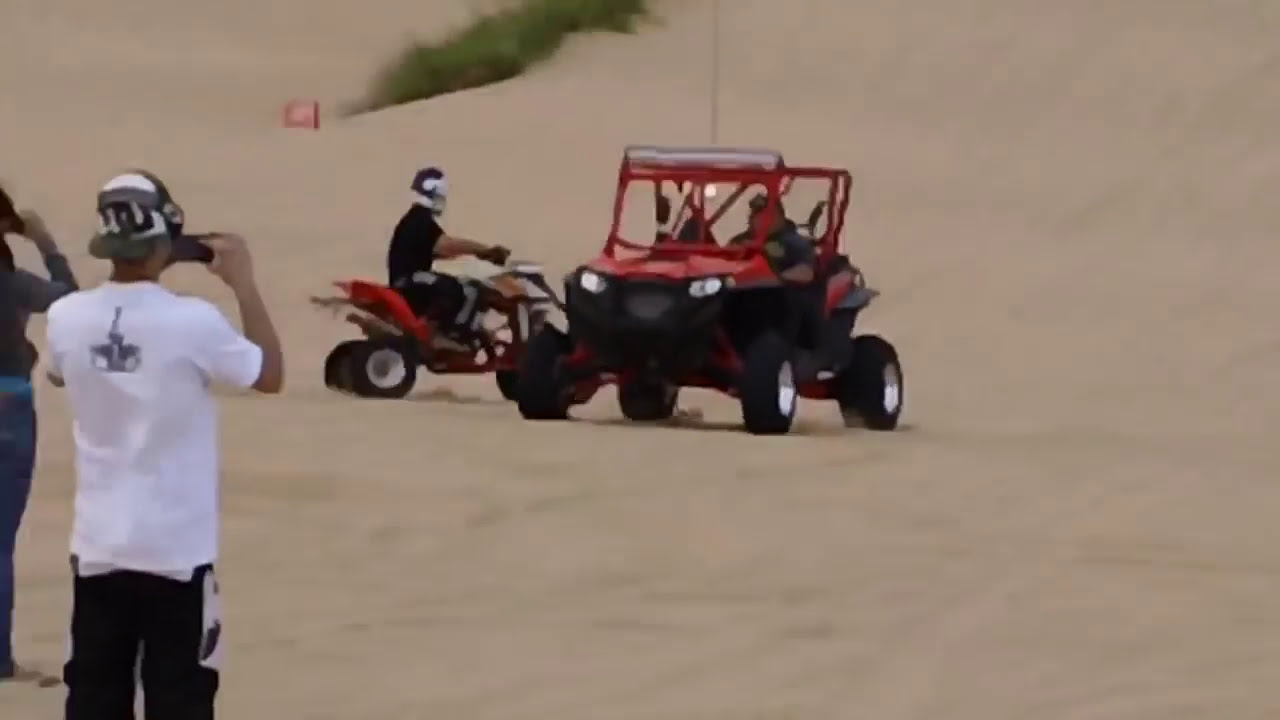 Supercharged Rzr S Vs 2011 Xp China Wall  Brandon Carrabba 01:27 HD