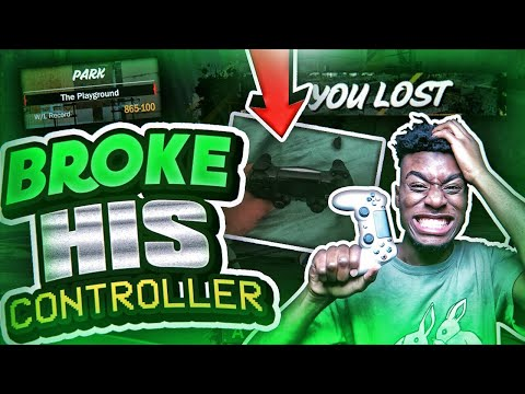 100th LOSS PRANK MAKES SUB BREAK HIS CONTROLLER! ANGRY KIDS GONE WILD | NBA 2K18
