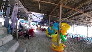 Khu Vực Ăn Uống Và Nghỉ Ngơi Tại Biển Dốc Lết Khánh Hòa