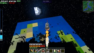Etho's Modded Minecraft #47: To Infinity And Beyond