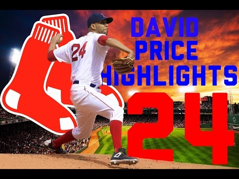 David Price | Boston Red Sox | 2016 Highlights