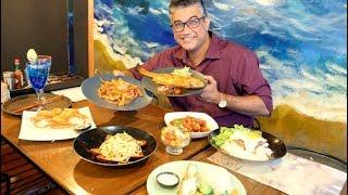 ঢাকায় কম খরচে সীফুড - Ohana Diners - AMAZING LOW COST SEAFOOD RESTAURANT AT DHAKA - BANGLADESH