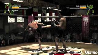 Supremacy MMA Gameplay PS3