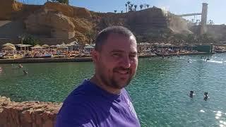 пляж отеля Albatros aqua Park в Sharm El Sheikh