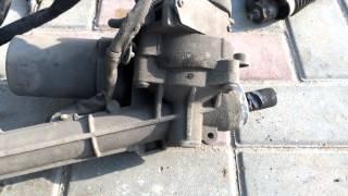 Ремонт рулевой рейки Citroen C3