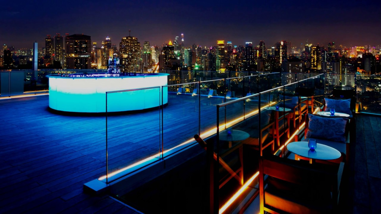 Bangkok | Top 5 Bars in Bangkok | Views from Rooftop Bars ...