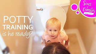 👶POTTY TRAINING - WE'RE DEFINITELY READY!! 🚽