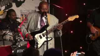 "Byther Smith - ""Walked All Night Long""  [Lucerna 2013/11/14]"