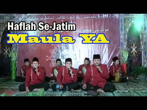 Sholawat Al Banjari Terbaru 2016 - Maula Yasolliwasal - Haflah