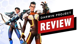 Darwin Project Review (Video Game Video Review)