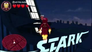 Lego Marvel Avengers Psvita Ep 2