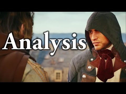 Assassin's Creed Unity 11 Minute GamesCom Gameplay Analysis - MOD missions,Stealth,Animals and More!