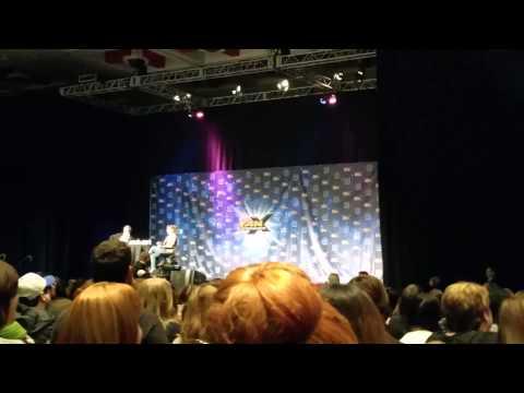 Tom Felton at Salt Lake Comic Con FanX 2015