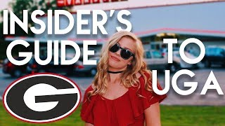 The Insider's Guide to UGA | Lottie Smalley