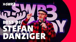 Show von Stefan Danziger beim SWR3 Comedy Festival 2018