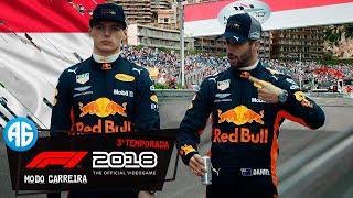 F1 2018 CARREIRA - CLASSIFICAÇÃO EM MÔNACO - EU NÃO ODEIO MAIS  (Português-BR) 1080 60
