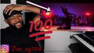 Gambar cover So Anxious | Ginuwine | Aliya Janell Choreography | Queens N Lettos |REACTION