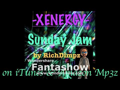 Xenergy Sunday Jam [Vid] - **Track's on iTunes + Amazon Mp3s etc.**