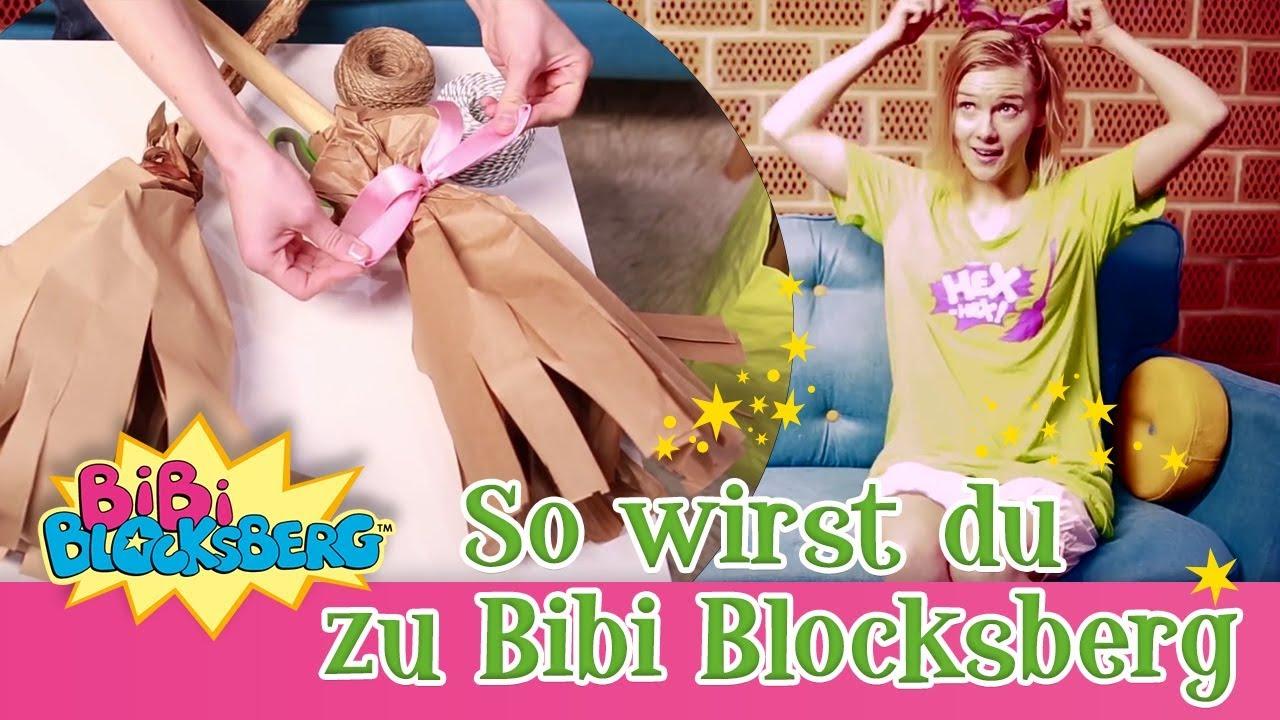 Bibi Blocksberg Besen