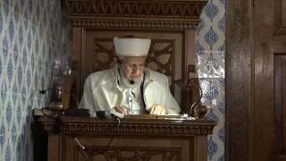 Hacı Bayram Sohbetleri (23.02.2019) Prof.Dr.M. Cevat AKŞİT Hocaefendi